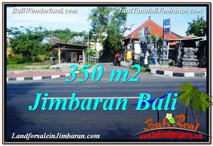 Beautiful PROPERTY 350 m2 LAND SALE IN Jimbaran Ungasan BALI TJJI103