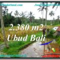 Magnificent PROPERTY Ubud Payangan 2,380 m2 LAND FOR SALE TJUB567