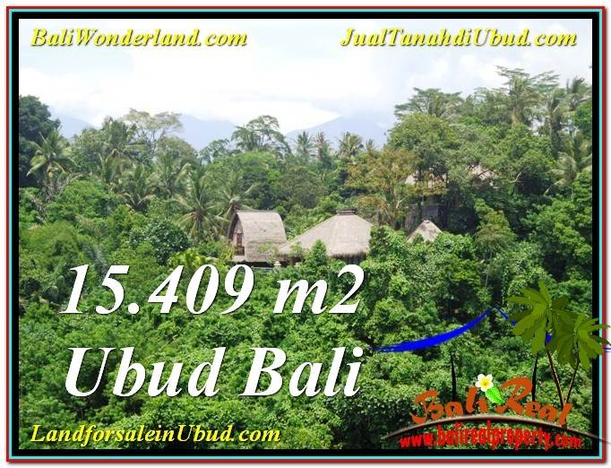 Beautiful 15,490 m2 LAND IN UBUD BALI FOR SALE TJUB568
