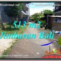 LAND IN Jimbaran Ungasan FOR SALE TJJI105