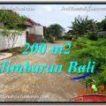Beautiful PROPERTY 200 m2 LAND SALE IN Jimbaran Ungasan BALI TJJI106