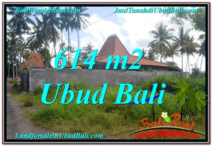 FOR SALE Beautiful LAND IN Sentral Ubud BALI TJUB622