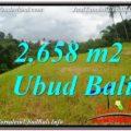 Beautiful PROPERTY LAND FOR SALE IN UBUD BALI TJUB641