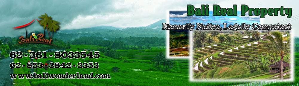 Exotic UBUD 1,000 m2 LAND FOR SALE TJUB467